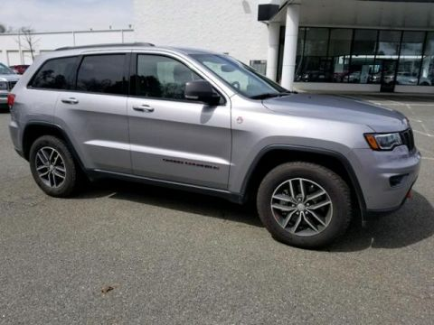 Pre-Owned 2018 Jeep Grand Cherokee Trailhawk 4x4 *Ltd Avail*