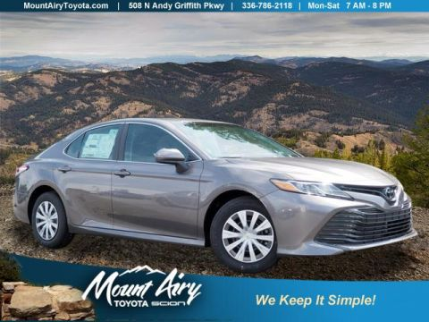 New 2018 Toyota Camry L Auto