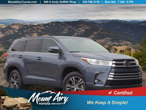 Certified Pre-Owned 2018 Toyota Highlander LE Plus V6 FWD