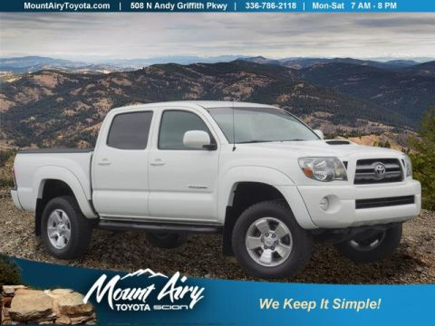 Pre-Owned 2010 Toyota Tacoma 4WD Double V6 AT