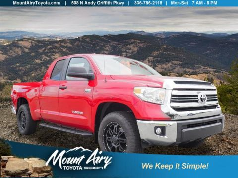 New 2017 Toyota Tundra 4WD SR5 Double Cab 6.5' Bed 5.7L FFV 4WD