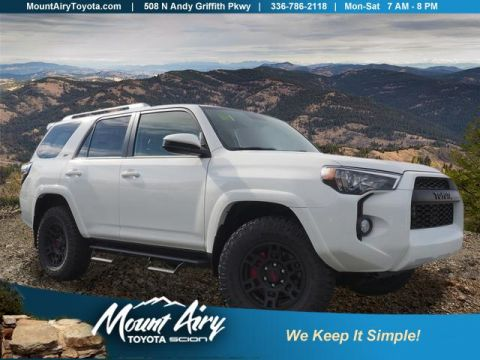 New 2018 Toyota 4Runner SR5 4WD 4WD