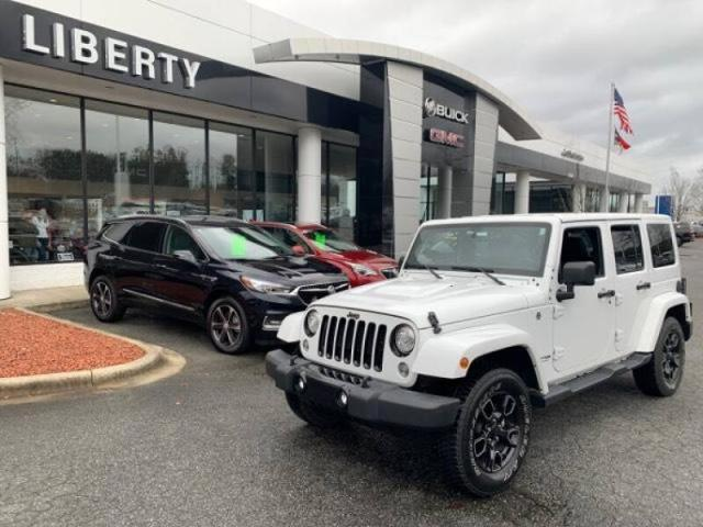 Pre-Owned 2018 Jeep Wrangler Unlimited JK Altitude 4x4