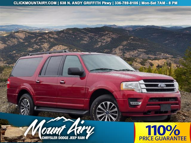 Pre-Owned 2015 Ford Expedition EL 4WD 4dr XLT