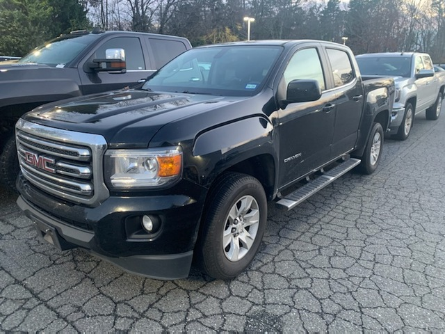 Pre-Owned 2015 GMC Canyon 2WD Crew Cab 128.3 SLE