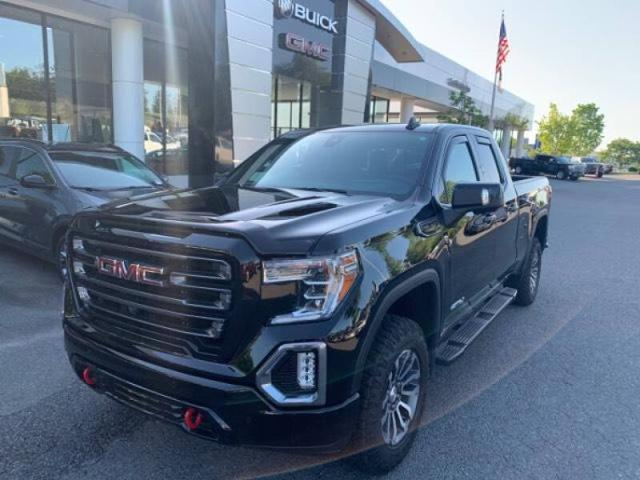 Pre-Owned 2019 GMC Sierra 1500 4WD Double Cab 147 AT4