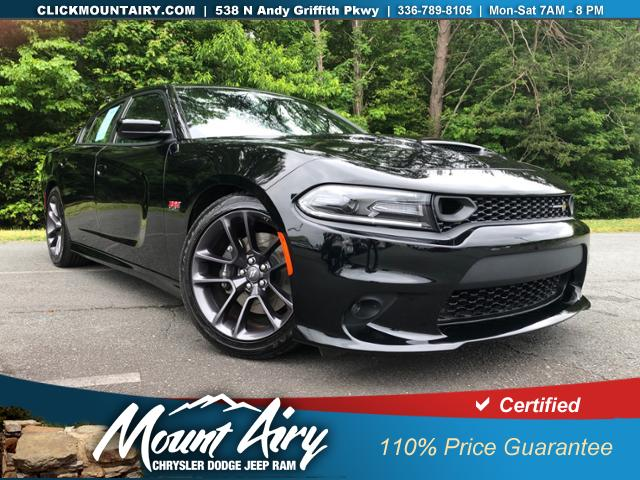 Pre-Owned 2020 Dodge Charger Scat Pack RWD