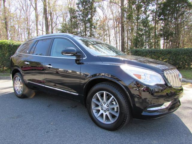 Pre-Owned 2017 Buick Enclave FWD 4dr Leather
