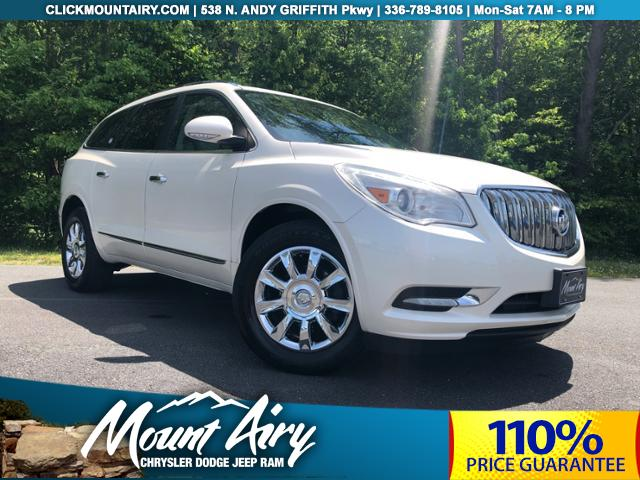 Pre-Owned 2013 Buick Enclave FWD 4dr Premium