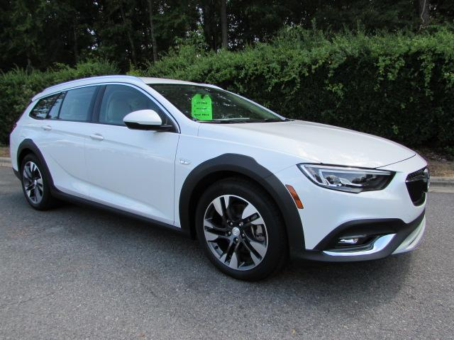 Pre-Owned 2018 Buick Regal TourX 5dr Wgn Preferred AWD