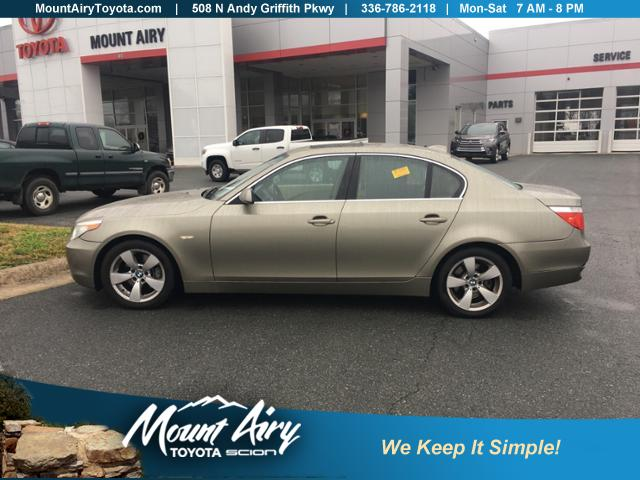 Pre-Owned 2004 BMW 5 Series 530i 4dr Sdn