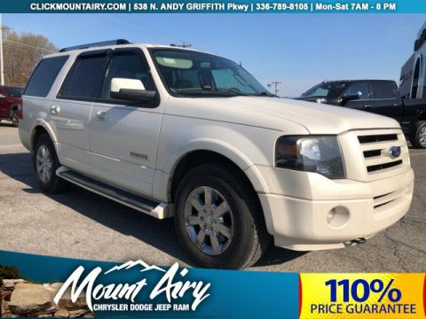Pre-Owned 2008 Ford Expedition 4WD 4dr Limited