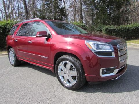 Pre-Owned 2015 GMC Acadia FWD 4dr Denali