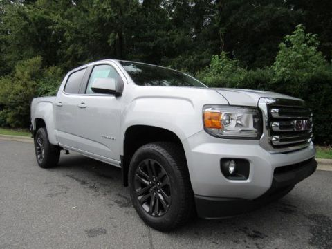 Pre-Owned 2017 GMC Canyon 2WD Crew Cab 128.3 SLE