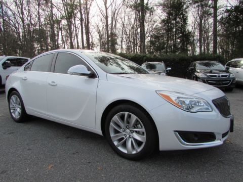 Pre-Owned 2016 Buick Regal 4dr Sdn Premium II FWD