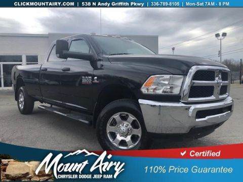Pre-Owned 2016 Ram 3500 4WD Crew Cab 169 Tradesman