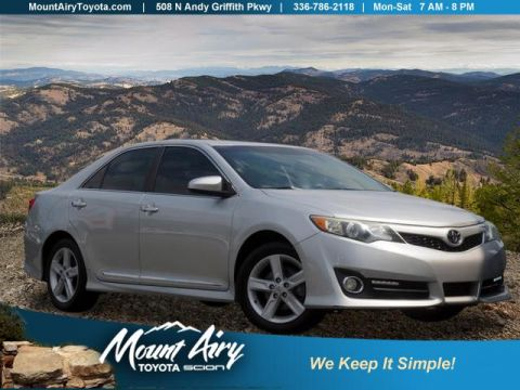 Pre-Owned 2014 Toyota Camry 4dr Sdn I4 Auto SE *Ltd Avail*