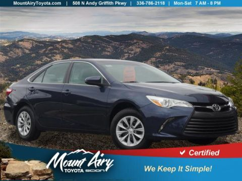 Certified Pre-Owned 2017 Toyota Camry LE Auto