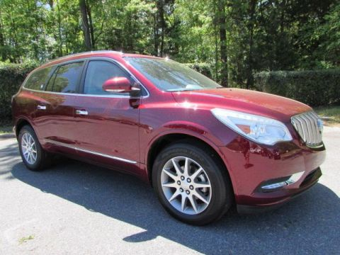 Pre-Owned 2015 Buick Enclave FWD 4dr Leather