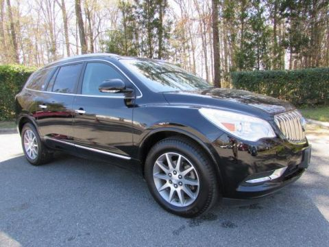 Pre-Owned 2016 Buick Enclave AWD 4dr Leather