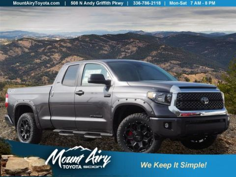 New 2020 Toyota Tundra SR5 Double Cab 6.5' Bed 5.7L