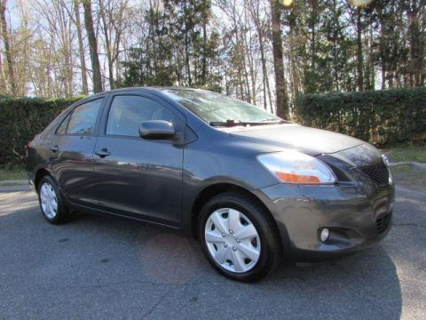 Pre-Owned 2010 Toyota Yaris 4dr Sdn Auto