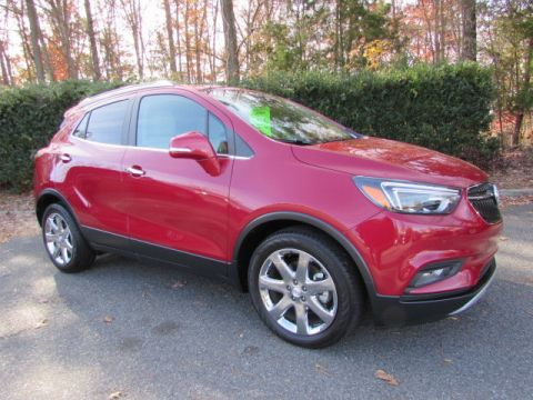Pre-Owned 2017 Buick Encore FWD 4dr Premium