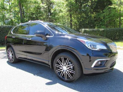 Pre-Owned 2016 Buick Envision AWD 4dr Premium II